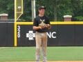 Joshua Jones 1Baseball Clearinghouse Mid Atlantic Pirates 16u