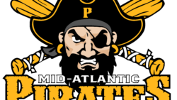 mid atlantic pirates logo